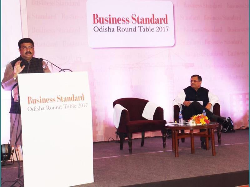 Odisha can be a financial heart of world